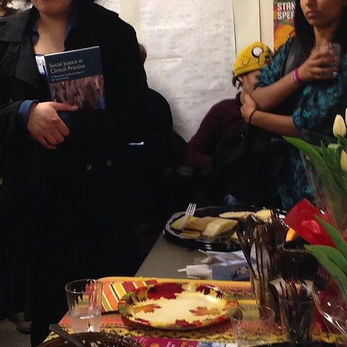 Social Justice in Clinical Practice Book Launch at CLVU
