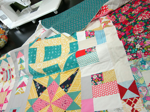 time to quilt!