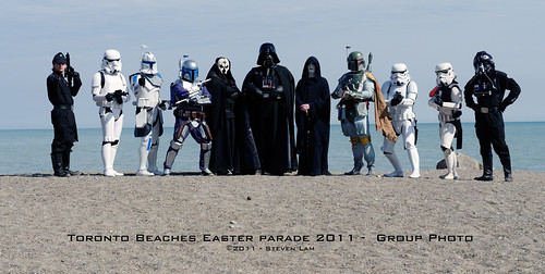 2011 - Beaches Easter Parade