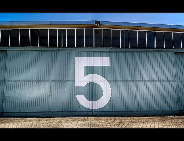 Berlin - Militärhistorisches Museum Flugplatz Berlin-Gatow - Hangar V