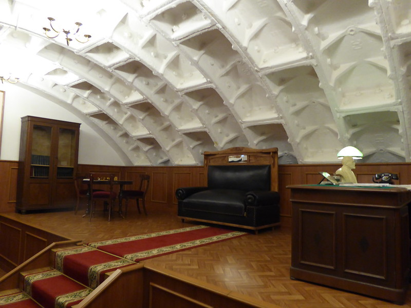 Bunker 42 - Stalin's Office