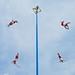 Voladores de Papantla (2/3) por Juan Ig. Llana