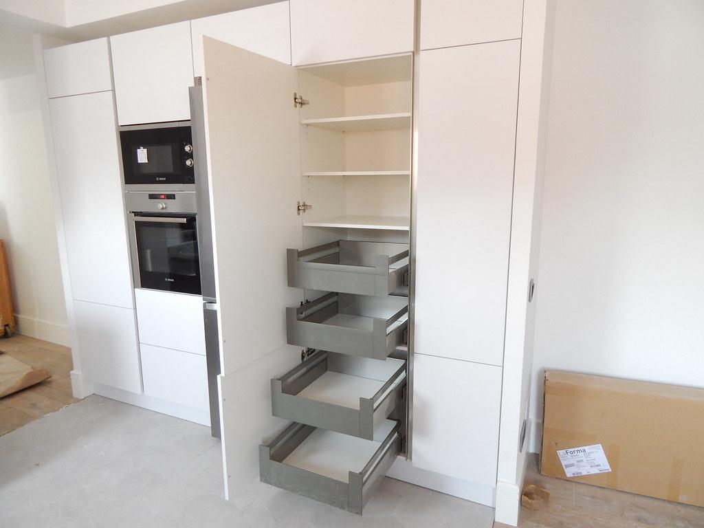 Mueble despensa cocina cesto con freno para armario cesto con freno para armario despensa - Mueble despensa cocina ...