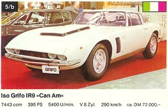 Iso Grifo IR9 Can-Am (1972)
