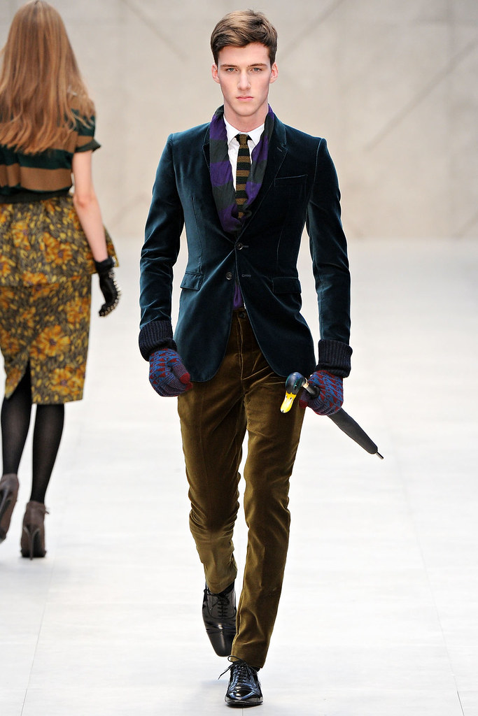FW12 London Burberry Prorsum007_Johnny George(VOGUE)