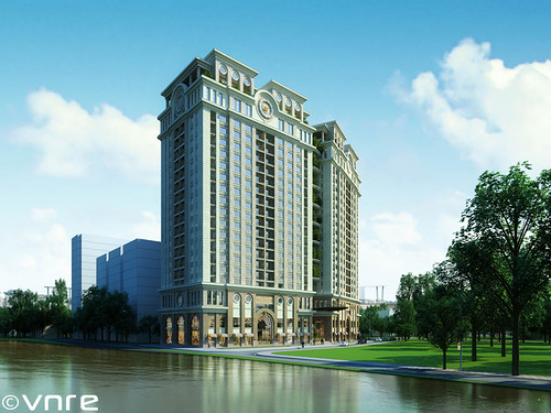 Hanoi: Le Pont D'or Luxury Apartment