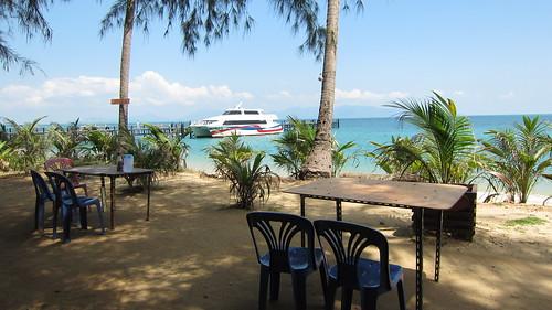Koh Samui Lomprayah Pier & Wat Napalarn サムイ島ロンプラヤピア周辺 (10)