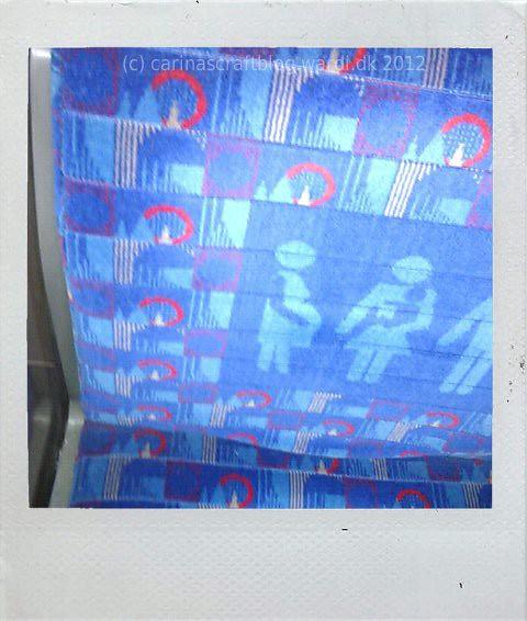 Tube seat pattern