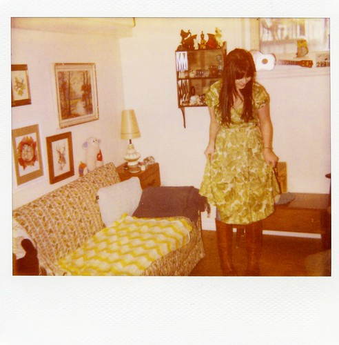 Polaroid - Astrid - The Dress