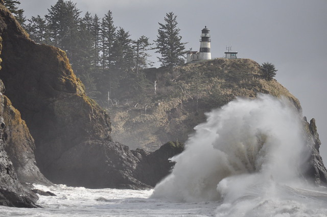 Cape Disappointment Lighthouse Ilwaco Wa Flickr