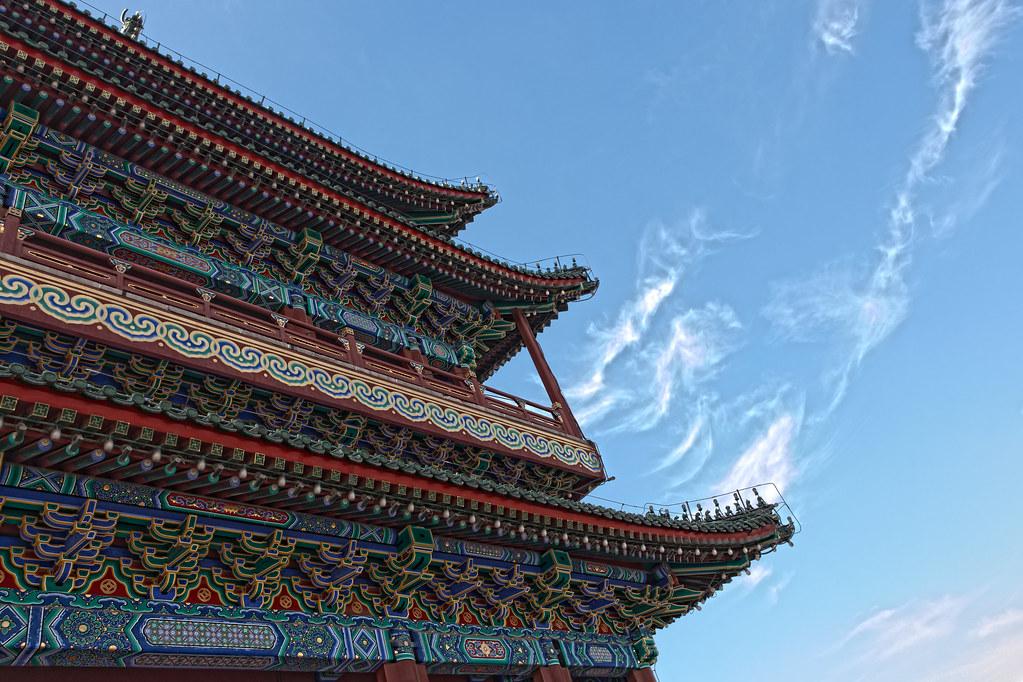 Zhengyang Men (正阳门)