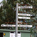 zoo signs