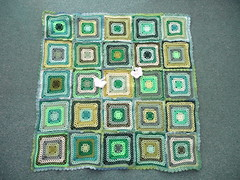 'Springtime' made and donated by jenniferanne (RAV) (SCOTLAND).