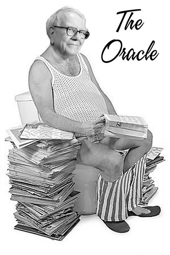 THE ORACLE by Colonel Flick