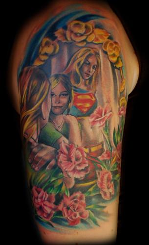 Superwoman Find Me A Tattoo