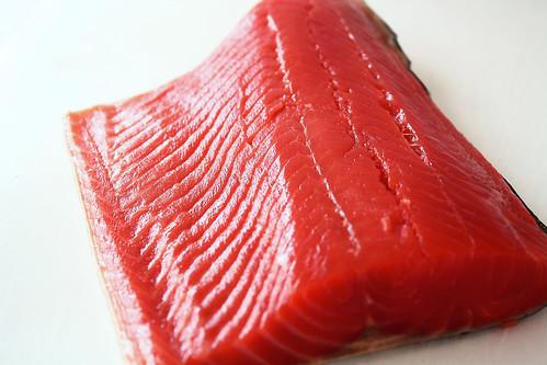 Herb Panko Salmon 1