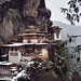 Paro Taksang in the snow