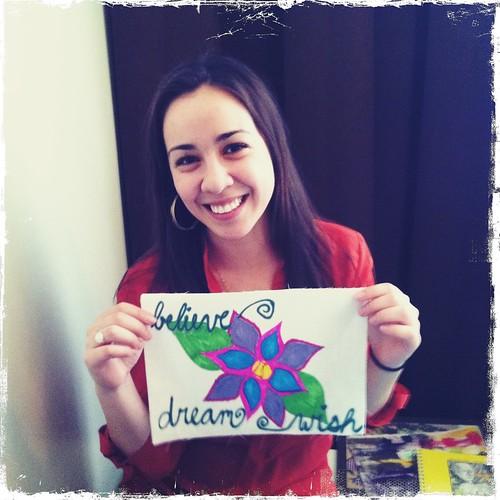 teraiz and her lovely artwork