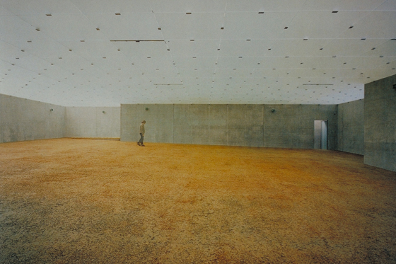The Mediated Motion. Exhibition in the Kunsthaus Bregenz. Clay. Copyright: Kunsthaus Bregenz, Olafur Eliasson, Verlag Walther König, Markus Tretter