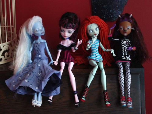 new ghouls available!