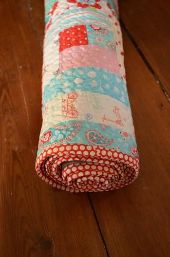 Josephine's Quilt Binding