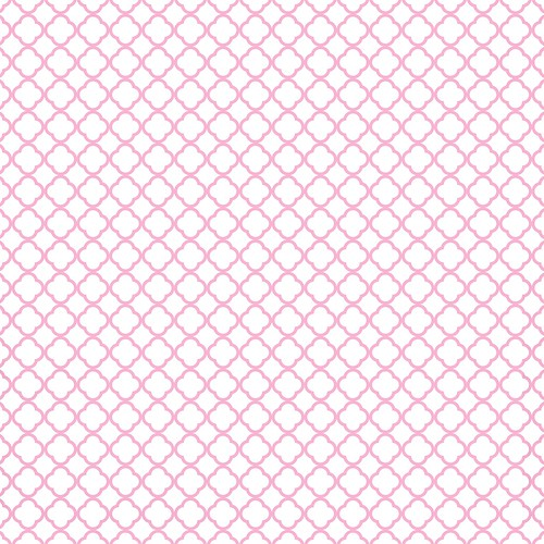 16-pink_lemonade_BRIGHT_small_QUATREFOIL_OUTLINE_melstampz_12_and_a_half_inches_SQ