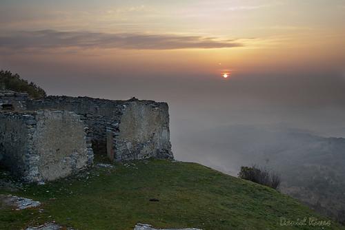 Los Chicos del Alba amanecen en Arratobe(770m)