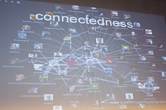 """Connectedness is a state of being"" David Wallace"