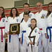 Sat, 02/25/2012 - 09:31 - Photos from the 2012 Region 22 Championship, held in Dubois, PA. Photo taken by Ms. Leslie Niedzielski, Columbus Tang Soo Do Academy.2012 Hall of Fame - Family of the Year.  The Bailey Family, Rivers Edge Tang Soo Do.