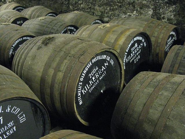 Springbank distillery - 2004 Kilkerran / Glengyle