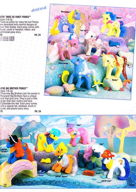 Mon Petit Poney (HASBRO) 1982 - 1994 6830550604_4a0b0b9a5c_z