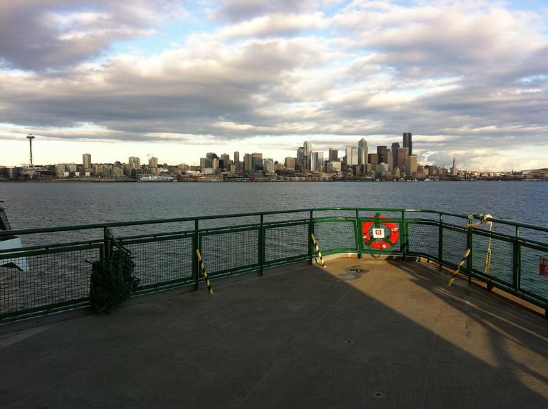 Seattle Ferry Boat - 10