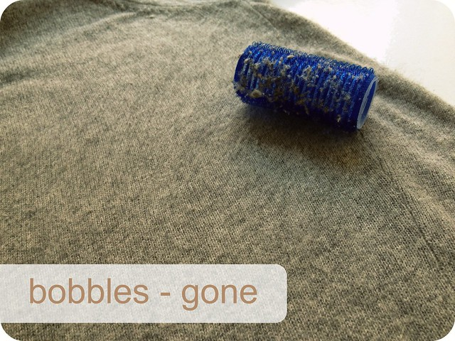 How to remove bobbles and pilling from clothes - How to remove lint ...