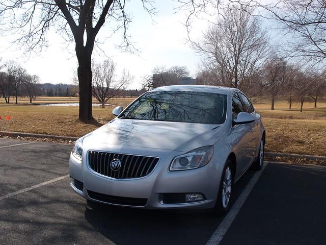 2012 Buick Regal eAssist 9