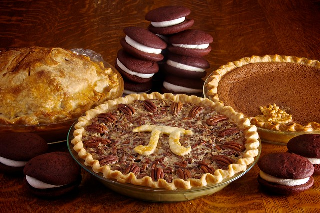 073/365 - Pi Day Pies, 2012