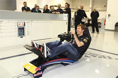 Red Bull Racing Gaming Seat