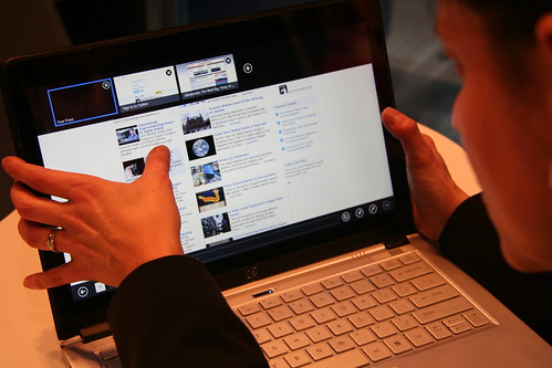 Touch Experience on Laptop Screens | by IntelFreePress