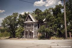 Abandoned House, Galena, Kansas