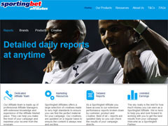 Sportingbet Daily Reports