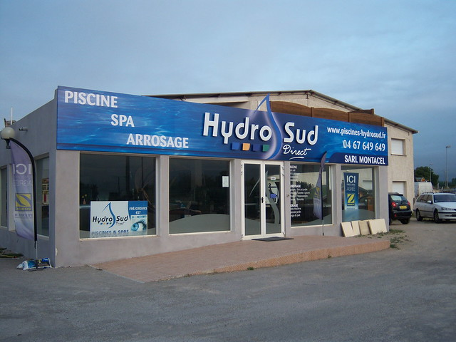 Showroom - Hydro Sud Mauguio
