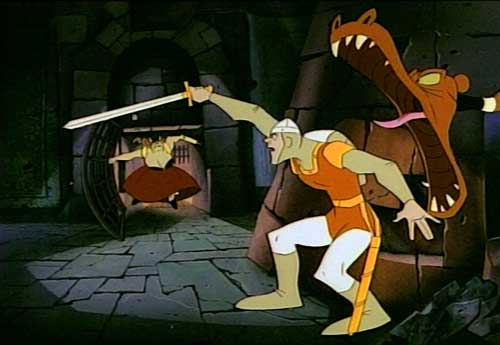 Dragon's Lair Coming To Xbox Live Arcade