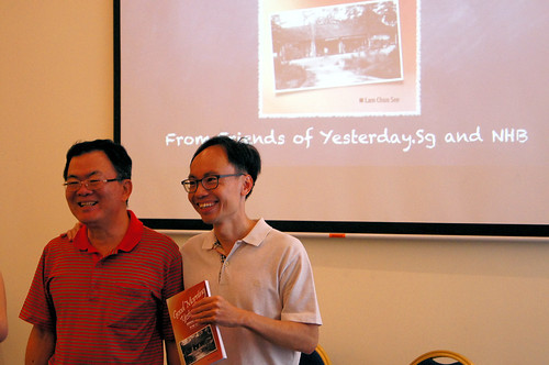 Founder of Yesterday.Sg and book author