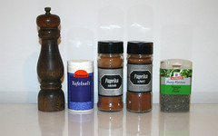 11 - Zutat Gewürze / Ingredient spicery