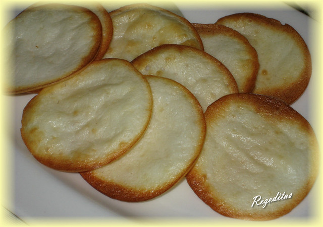 GALLETITAS DE MASCARPONE