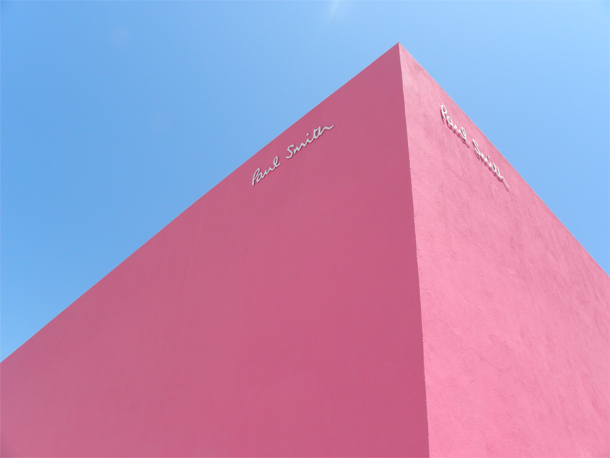Paul Smith Store L.A