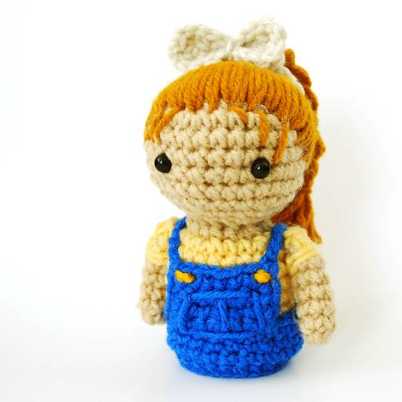 Crochet Bed Doll Patterns - Crochet Downloads
