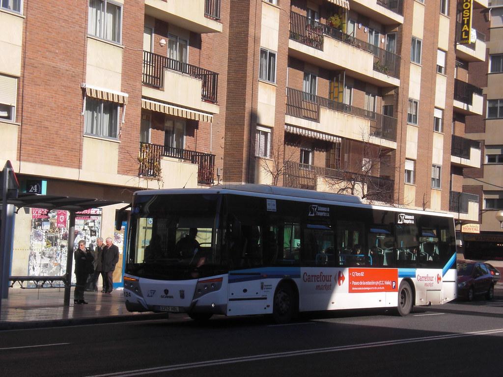 Salamanca de Transportes S.A. 6861760145_8fa09aa267_b