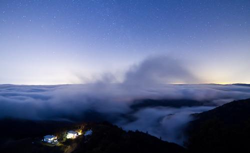 mountain fog hamilton sanjose blowing lick fremont mount observatory bayarea billowing