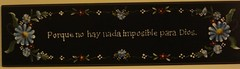 Wall Plaque Spanish