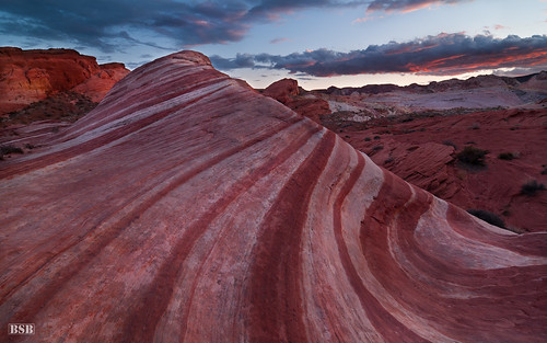 The Wave , Valley of Fire , Nevada